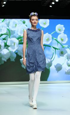 IFW 2013 # Votum – Spring Blossom 1 Indonesia Fashion Week, Spring Blossom, Summer Dresses, Accessories, Summer Sundresses, Summer Clothing, Summertime Outfits, Summer Outfit