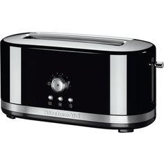KITCHENAID - Toaster mit manueller Bedienung und langen Schlitzen 5KMT4116