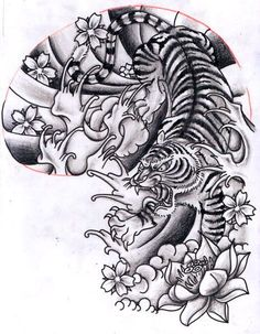 c929fa9cb 14 Exciting tattoo filler ideas images | Japanese tattoos, Drawings ...