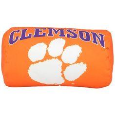 Clemson Tigers Microbead Pillow
