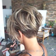 Marvelous If you want to go short, now it is the best time than ever. Get your hair ready for the summer. Here, 25 trending short hairstyles that will act as your spiritual hair guide. ..