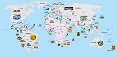 Najpopularniejsze piwa – w każdym kraju świata