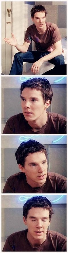 Young Benedict! Awwws so cute! ^-^
