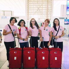 Bound for Bangkok  #PSL #ThaiDenmarkLeague #Philippines #PSL #Volleyball by rachdaquis13