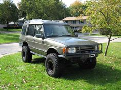Land Rover Discovery buggy - Pirate4x4.Com : 4x4 and Off-Road Forum