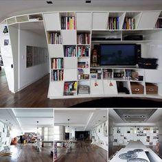 Unique Modern Interior Design