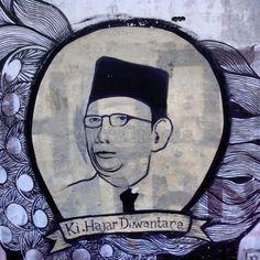 Ki Hajar Dewantara (2 May 1889 – 28 April 1959), born Raden Mas Soewardi Soerjaningrat into a noble Javanese family of Yogyakarta, was a pioneer in the field of education in Indonesia. He was the founder of Taman Siswa education system.