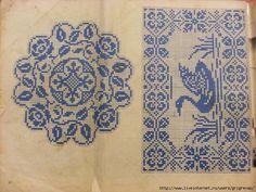 Szydełkomania: toalha de mesa redonda