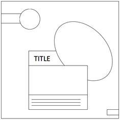 One Large Design Scrapbook Layout on October Afternoon Blog