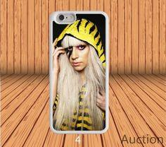 Lady Gaga for Apple iPhone 5c Hard Case Cover  #designyourcasebyme