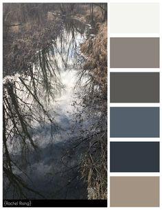 River Color Scheme
