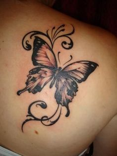 40+ Butterfly Tattoo Designs | Tattoo Designs | Design Trends