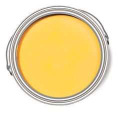 Best Yellow for a Dining Room: BM Yellow Raincoat Yellow Paint Colors, Bedroom Paint Colors, Paint Colors For Home, Yellow Painting, House Colors, Colours, Benjamin Moore Yellow, Benjamin Moore Paint, Yellow Dining Room