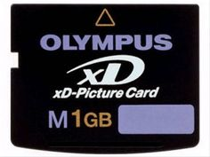 1GB Type M xD-Picture Card