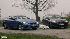 Jiří Drazdík otestoval BMW řady 3 Gran Turismo a BMW řady 4 Gran Coupé. Byl nadšený. Nám se zase líbí jeho fotky. Díky, Jirko.