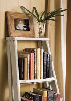 Image Detail for - Simple Weekend Project: New Uses for Old Ladders