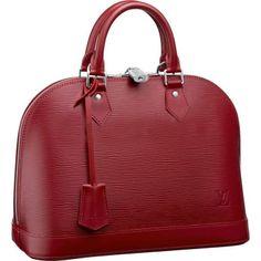 Louis Vuitton Outlet Epi Leather Alma M4030M Only $211.04 | Authentic Louis Vuitton, Louis Vuitton Outlet Online