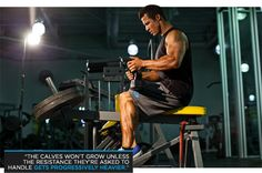 Bodybuilding.com - Calf Monster: Preston Noble's Workout For Massive Calves