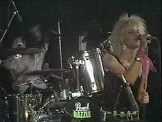 "(12) HANOI ROCKS ""Motorvatin"" Live at The Marquee 1983 - YouTube"