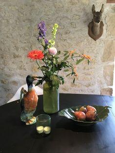 Glass Vase, Painting, Home Decor, Decoration Home, Room Decor, Painting Art, Paintings, Painted Canvas, Home Interior Design