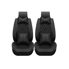 Special leather only 2 front car seat covers For Volkswagen vw passat polo golf tiguan jetta touareg auto accessorie styling #Affiliate