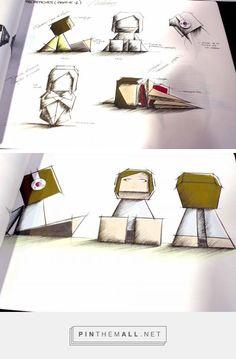 Ecole Com'Art - Arts appliqués Design Graphique - Rough - http://www.comart-design.com/fr/formations/manaa-prepa - #design #draw #graphicstudent #drawing #graphicdesigner