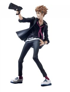 Psycho-Pass - Kagari Shuusei - Mens Hdge No.32 | 4562192558173 | mensHdge technical statue No32 PSYCHO-PASS サイコパス 縢 秀星