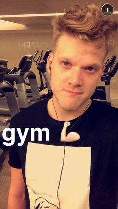 Scott Hoying, motivation for when I need to work out