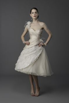 Lisa from Culture Bridal Couture recently shot her gorgeous new couture designs and sent the photos for us