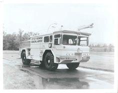 1965 Walter Fire Truck, City of Richmond Municipal Airport