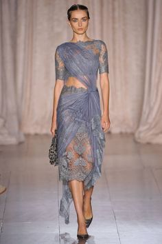 Marchesa Spring 2013 RTW Collection