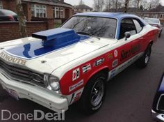 9092f97d93 1974 plymouth duster For Sale in Kildare   €12
