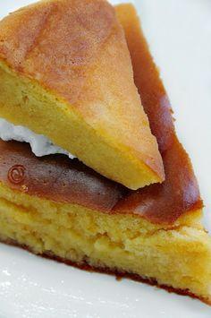 Cocina de Revista - Receta Cubana de Cake Capuchino/ Cooking Magazine - Cuban Recipe Capuchino Cake. Cuban Recipe. Cuban Food.
