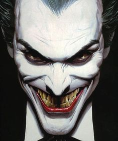 No Joker, No Batman!