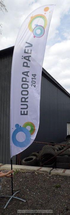 Euroopa Päev tuulelipp - http://www.reklaamkingitus.com/et/pildid?pid=8105