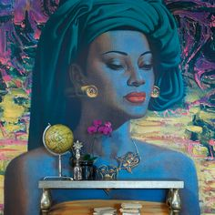 Tretchikoff - still stunning after all these years