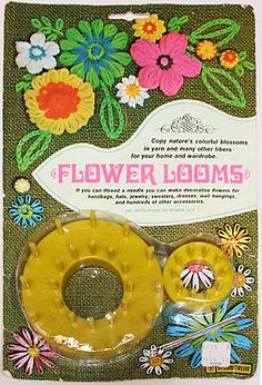 Flower Looms: Looms and Yarns (including troubleshooting problem flowers)