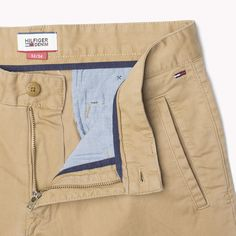 The Slim Fit Chinos is the seasons highlight: from the latest Tommy Hilfiger trousers collection for men. Free returns & delivery over Tommy Hilfiger Chinos, Hilfiger Denim, Stylish Shorts For Men, Dockers, Slim Fit Chinos, Denim Jeans Men, Cotton Pants, Trouser Pants, Mens Clothing Styles