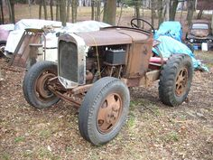 Homemade tractors from America. | Flickr - Photo Sharing!