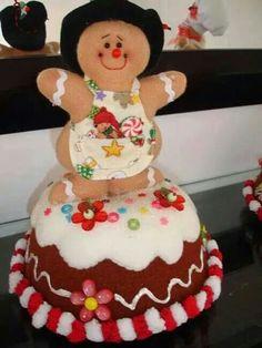 Galleticas Christmas Balls, Christmas Fun, Name Day, Pencil Dress, Gingerbread, Snowman, Birthday Cake, Clay, Cool Stuff