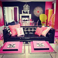 The palms casino resort barbie suite
