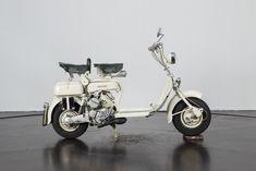 rocketumbl: Innocenti Lambretta 150 D