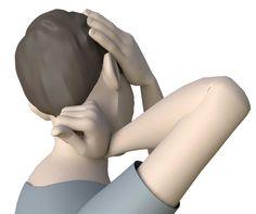 for Neck Headache, Tension Headache, Neck Hurts, Occipital Neuralgia, Neck Problems, Degenerative Disc Disease, Stiff Neck, Head Pain, Physical Therapy