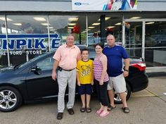 Mike Cobb & the rest of the Turnpike Family wish to thank the Ellis Family for their business 😃👍