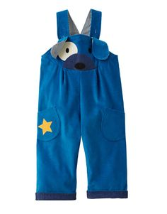 boys dress up dog overalls costumeblue by wildthingsdresses