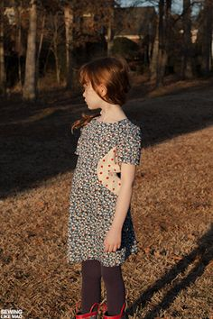 The Sunki Dress by Figgy's.
