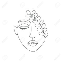 One Line Drawing Style.Tattoo Idea & One Line Drawing Style.Tattoo Idea & The post One Line Drawing Style.Tattoo Idea & appeared first on Tattowierung. Abstract Face Art, Abstract Drawings, Art Drawings Sketches, Tattoo Drawings, Line Drawings, Line Drawing Tattoos, One Line Tattoo, Dress Sketches, Colorful Drawings