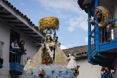July 16 – Fiesta Virgen del Carmen in Peru