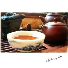 """Jin Jun Mei"" (""Золотые брови"" 2013)  #tea #odessa #чай #одесса #ceremony"