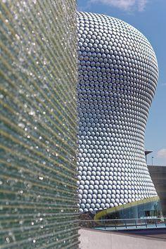 Selfridges building, Birmingham, England
